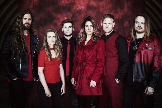 delain 2019 promo - Delain - Hunter's Moon (Album Review)