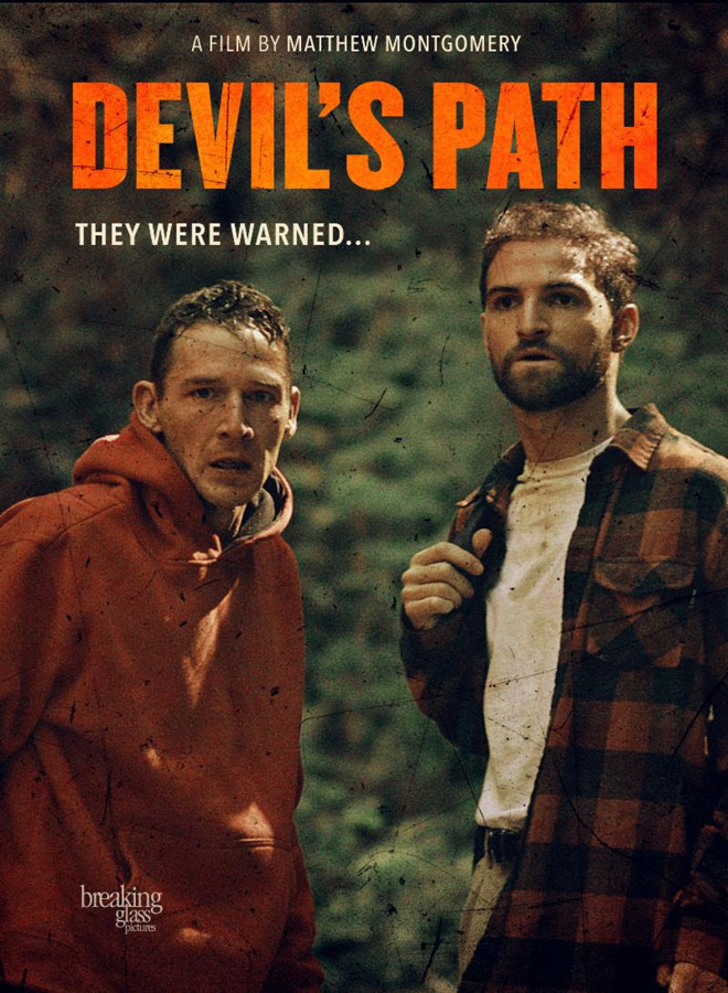 devils path poster - Devil's Path (Movie Review)