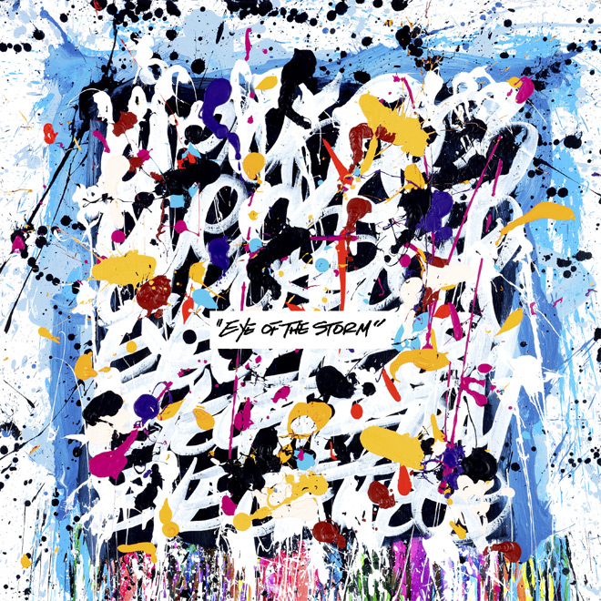 eye of the storm album - ONE OK ROCK - Eye of the Storm (Album Review)