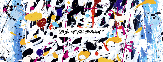 eye of the storm slide - ONE OK ROCK - Eye of the Storm (Album Review)
