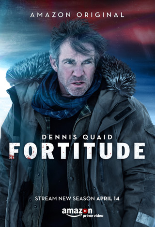 fortitude - Interview - Dennis Quaid