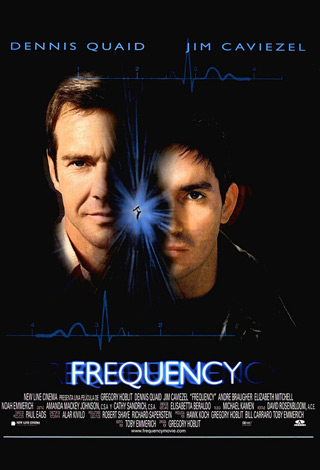 frequency poster - Interview - Dennis Quaid