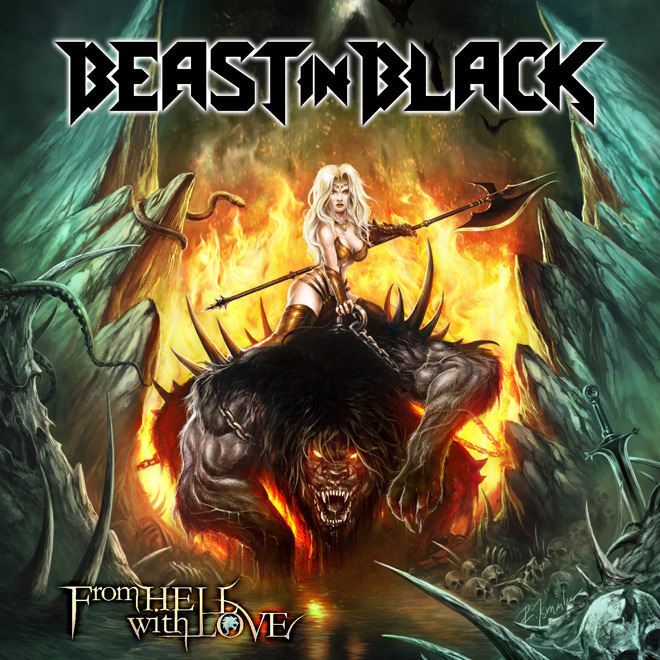 from hell with love - Beast In Black - From Hell With Love (Album Review)