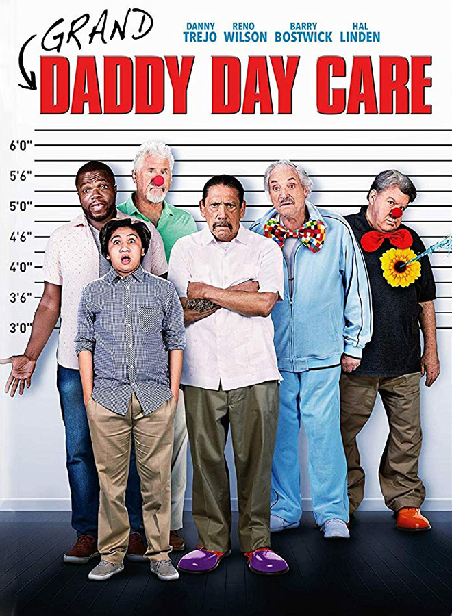 grand daddy poster - Interview - Danny Trejo