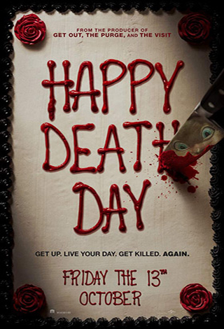 happy death day poster 1 - Interview - Christopher Landon