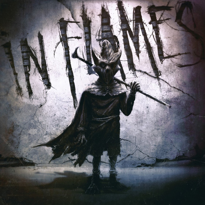 in flames album - In Flames - I, The Mask (Album Review)