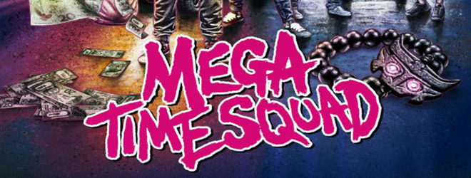 mega time squad slide - Mega Time Squad (Movie Review)