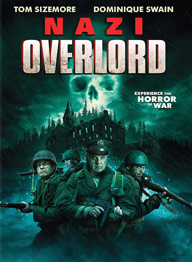nazi overlord poster - Nazi Overlord (Movie Review)