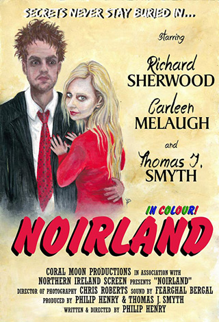 noirland - Interview - Shauna Tohill of Rews