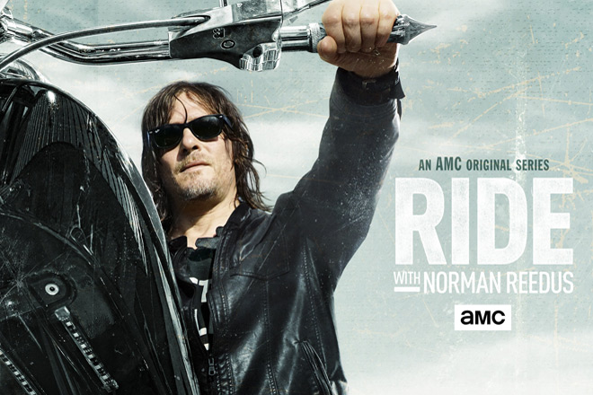 norman ride - Interview - Norman Reedus