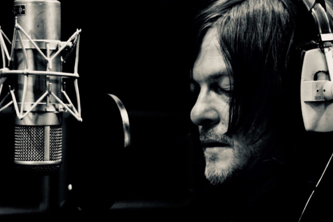 norman studio - Interview - Norman Reedus