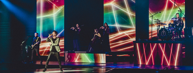 panic at disco live slide - Panic! At The Disco Wows Anaheim, CA 2-14-19 w/ Betty Who & Two Feet