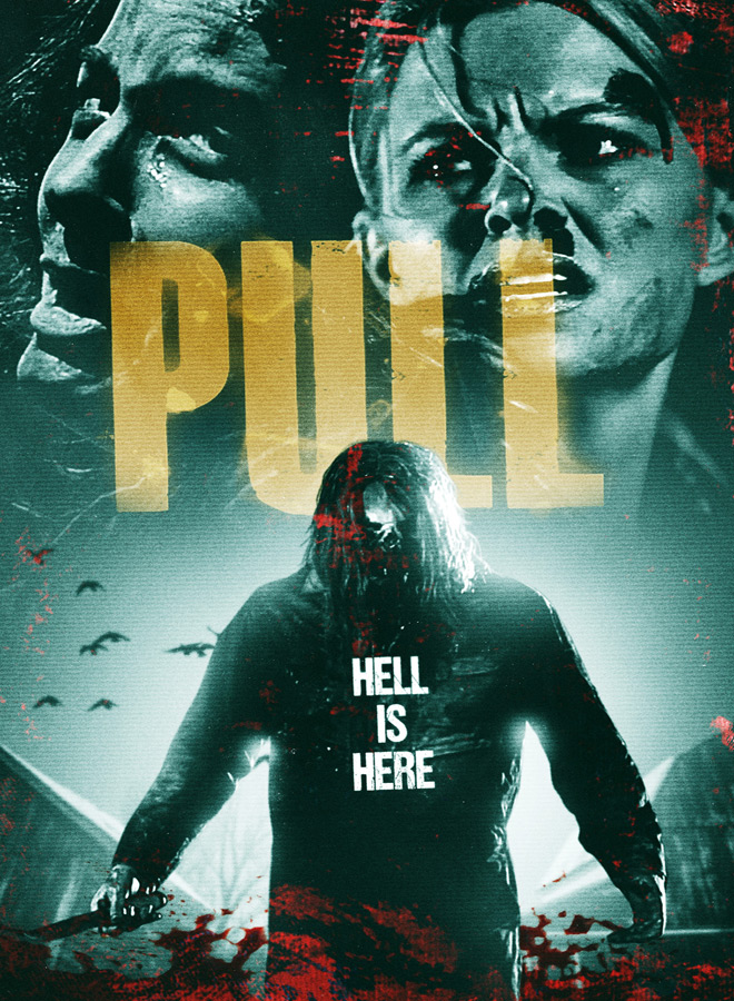 pull poster - Pull (Movie Review)