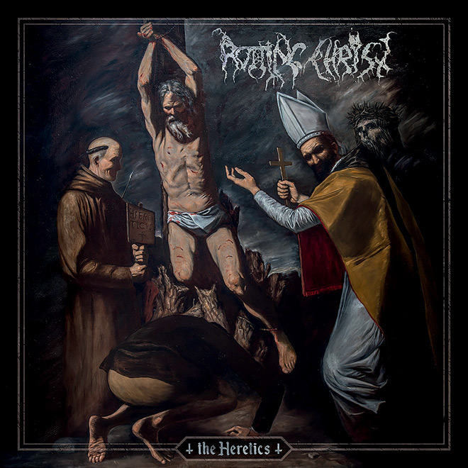 rotting christ album - Interview - Sakis Tolis of Rotting Christ