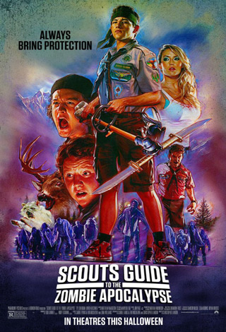 scouts guide - Interview - Christopher Landon