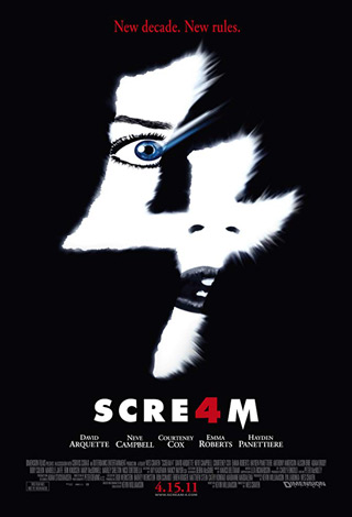 scream 4 poster - Interview - Rory Culkin