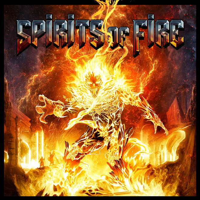 spirit of fire album - Spirits of Fire - Spirits of Fire (Album Review)