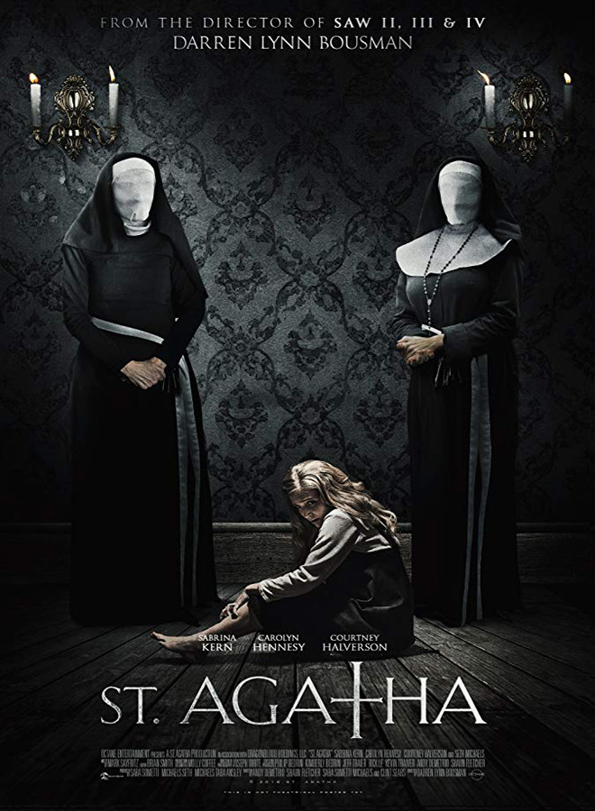 st agatha poster - St. Agatha (Movie Review)