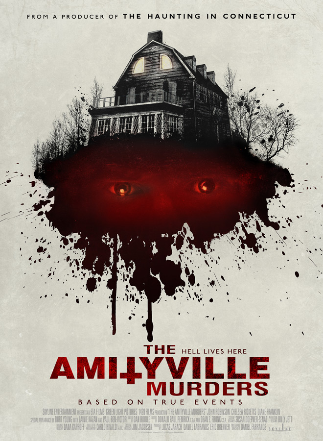the amityville murders poster - The Amityville Murders (Movie Review)