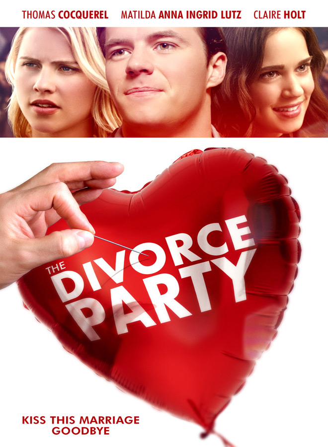 the divorce party poster - The Divorce Party (Movie Review)