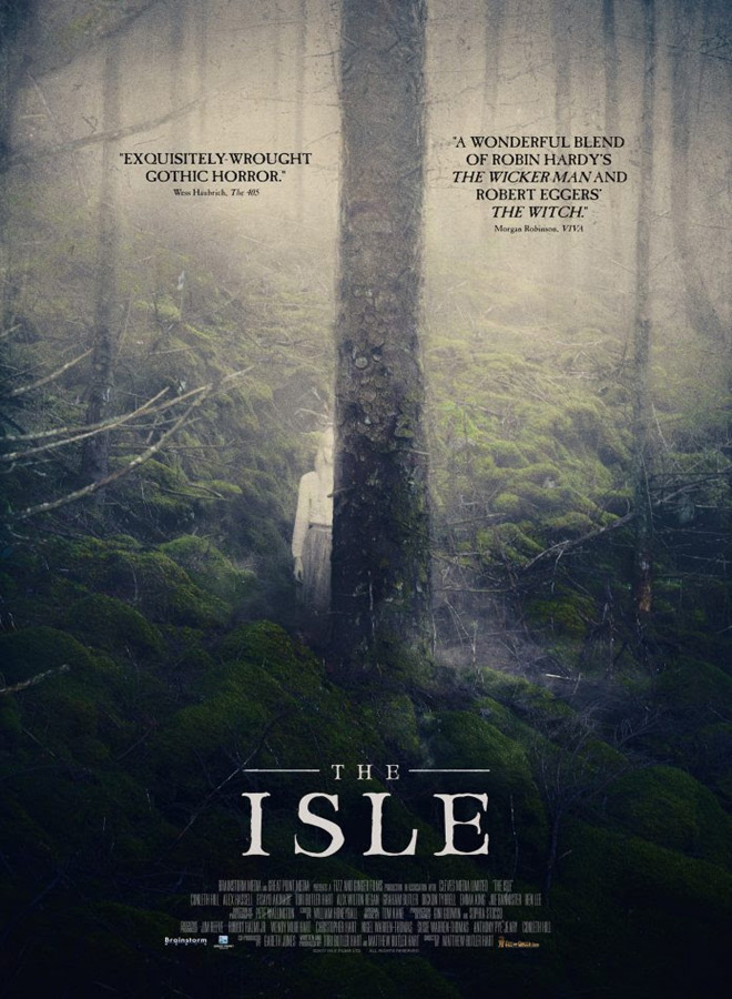 the isle poster - The Isle (Movie Review)