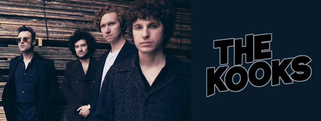 the kooks slide - Interview - Hugh Harris of The Kooks
