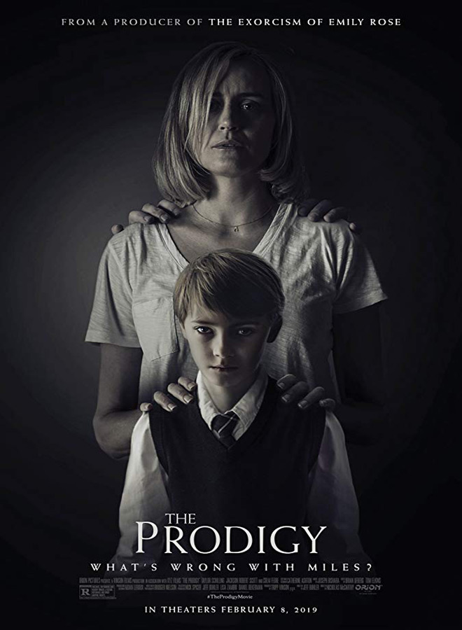 the prodigy poster - The Prodigy (Movie Review)