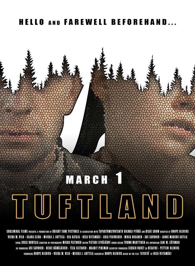 tuftland poster - Tuftland (Movie Review)