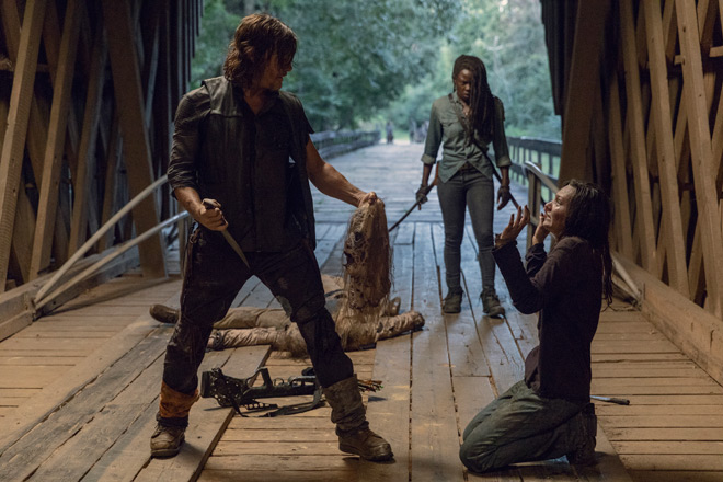 twd adaption 3 - The Walking Dead - Adaption (Season 9/ Episode 9 Review)