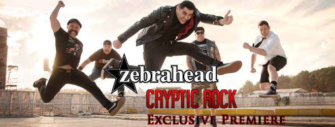 "zebrahead premiere - Zebrahead Premiere ""We're Not Alright"" Video"