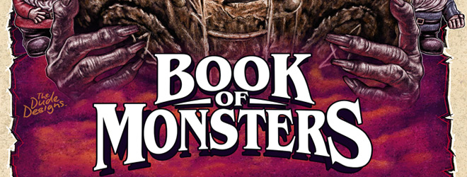 book of monsters slide - Book of Monsters (Movie Review)