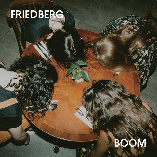 boom single - Interview - Anna Friedberg of FRIEDBERG