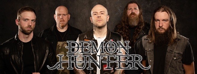 demon hunter interview slide - Interview - Ryan Clark of Demon Hunter