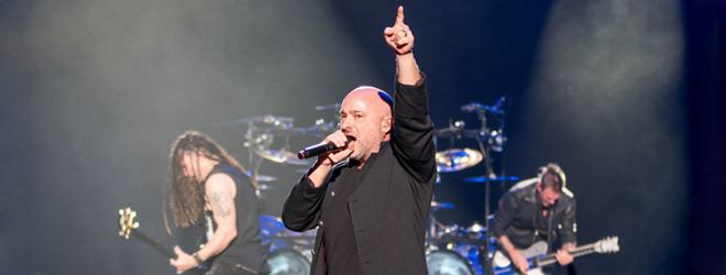 disturbed live msg - Disturbed Unite Madison Square Garden, NYC 2-25-19 w/ Three Days Grace