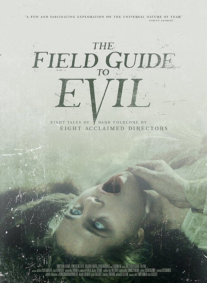 field guide to evil poster - The Field Guide to Evil (Movie Review)