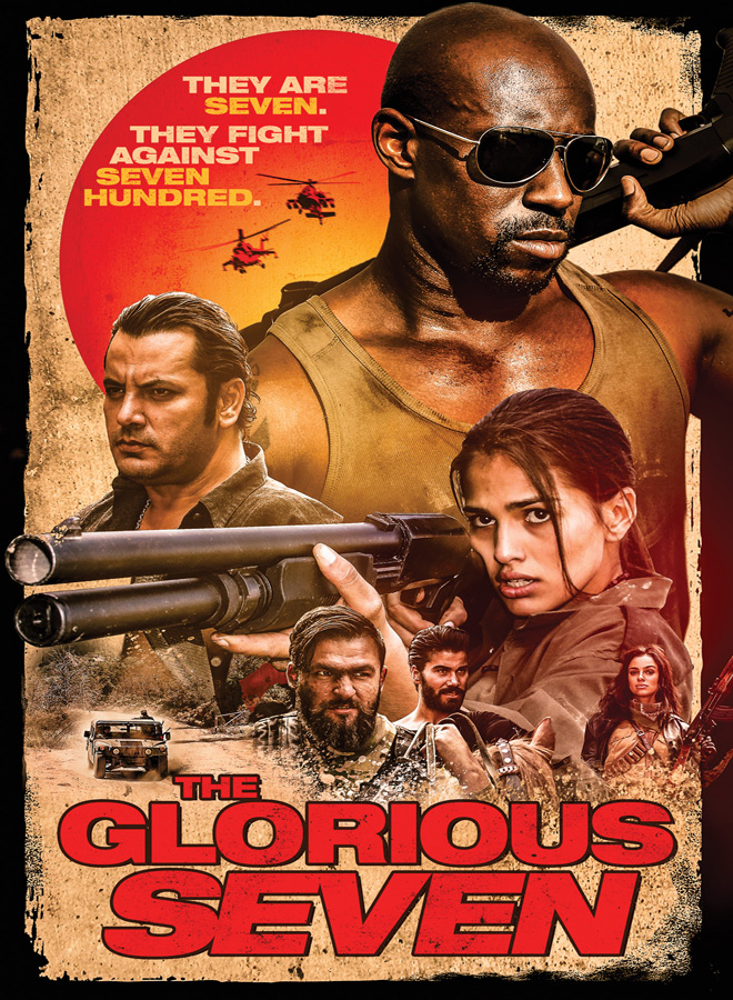 glorious seven poster - The Glorious Seven (Movie Review)