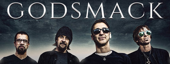 godsmack 2019 interview - Interview - Shannon Larkin of Godsmack Talks When Legends Rise, Touring, + More