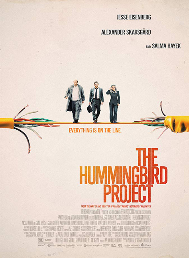 hummingbird poster - The Hummingbird Project (Movie Review)