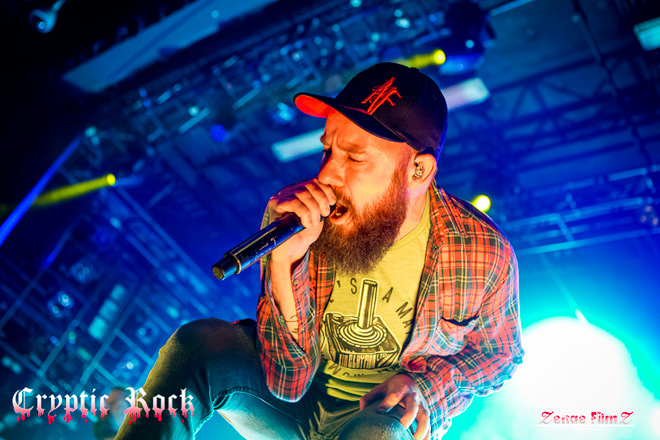 in flames playstation theater - Interview - Anders Fridén of In Flames