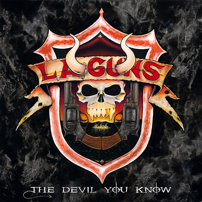 la guns - L.A. Guns - The Devil You Know (Album Review)