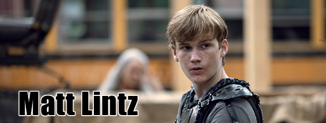 matt lintz interview - Interview - Matt Lintz of The Walking Dead