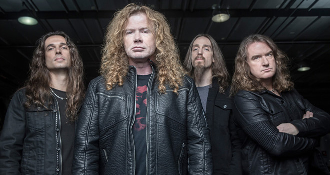 megadeth promo - Megadeth - Warheads On Foreheads (Album Review)