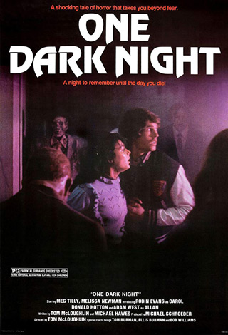 one dark night - Interview - Tommy McLoughlin