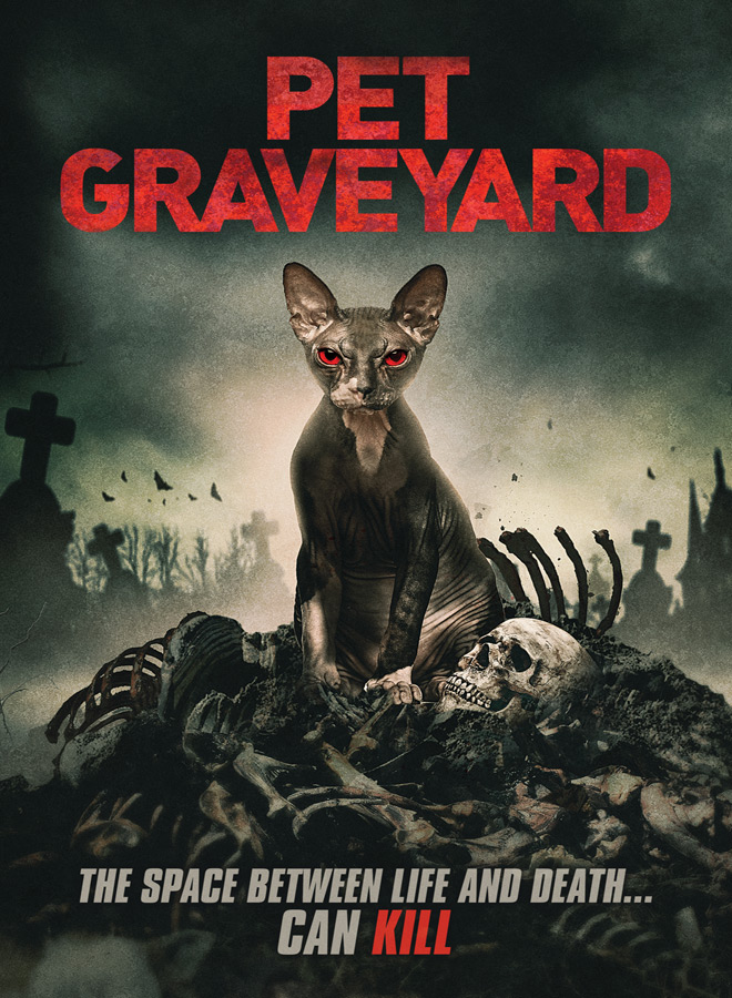 pet graveyard poster - Pet Graveyard (Movie Review)