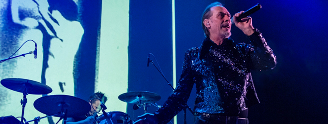 peter murphy live - Peter Murphy & David J Bring 2 Nights of Bauhaus To Oriental Theater Denver, CO