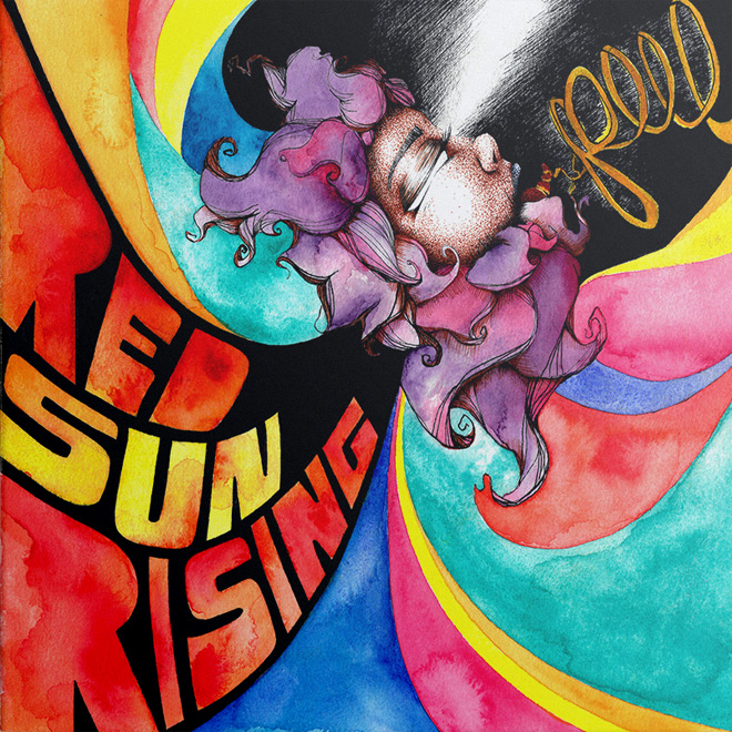 red sun rising peel - Red Sun Rising - Peel (EP Review)