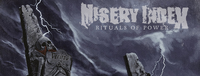 ritual of power slide - Misery Index - Rituals Of Power (Album Review)