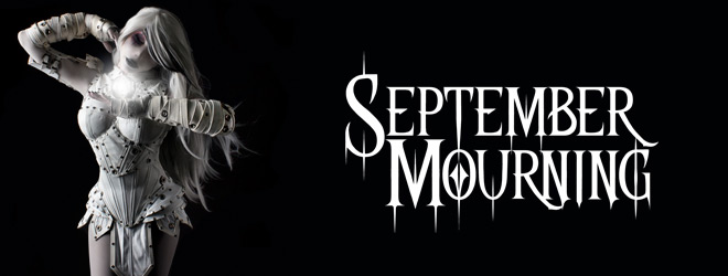 september mourning slide - Interview - September Mourning Talks The Future, New Music + More