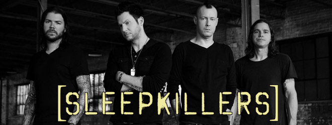 sleepkillers interview - Interview - Damien Starkey of SLEEPKILLERS