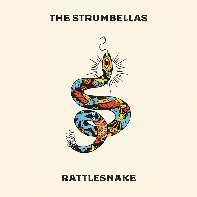 strumbellas album - The Strumbellas - Rattlesnake (Album Review)